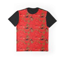 many roses Graphic T-Shirt