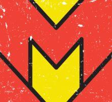 Miracleman (distressed) Sticker