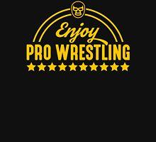 Enjoy Pro Wrestling - Yellow T-Shirt