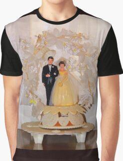 Vintage Wedding  Graphic T-Shirt