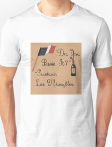 Do You Permit It? Quote T-Shirt