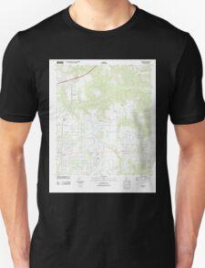 USGS TOPO Map Alabama AL Atmore 20110910 TM T-Shirt