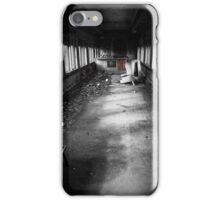 Abandoned train iPhone Case/Skin