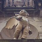 A Naughty Cherub by biddumy