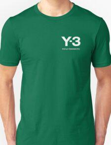 Y3 YOHJI YAMAMOTO Unisex T-Shirt