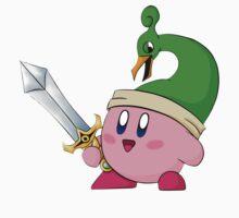 Minish Cap Kirby Kids Tee