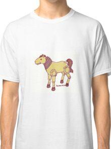 Pandora Fox Art Giddyup Buttercup Fallout 4 Version :D Classic T-Shirt
