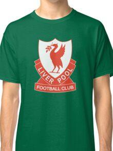 LIVERPOOL OLD LOGO crest badge vintage retro Classic T-Shirt