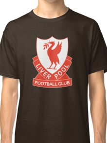 LIVERPOOL OLD LOGO crest badge vintage retro Classic T-Shirt
