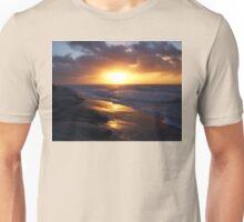 Sunrise Over Atlantic Ocean Unisex T-Shirt