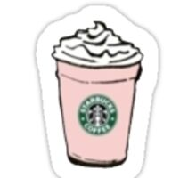 STARBUCKS - Tumblr Sticker