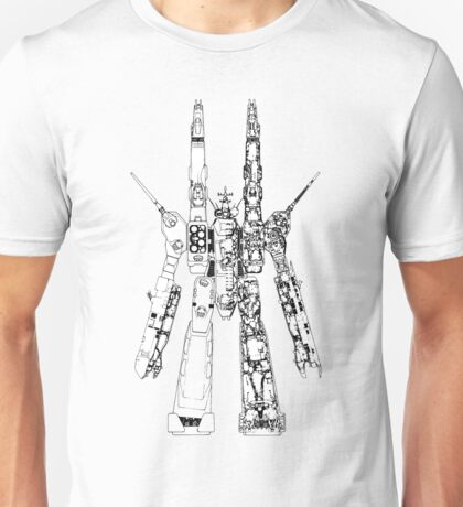 SDF Macross Unisex T-Shirt