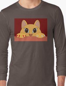 MANICURE PEDICURE CAT Long Sleeve T-Shirt