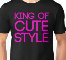 KING OF CUTE STYLE Unisex T-Shirt