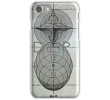 Region Three. iPhone Case/Skin
