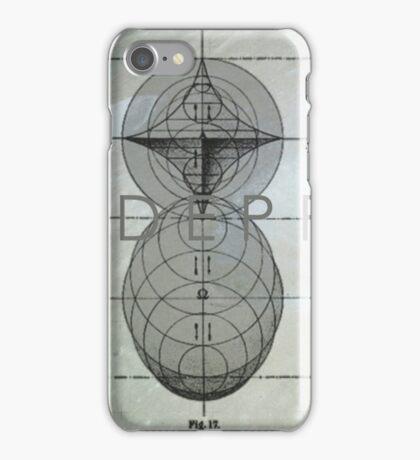 Region Three. iPhone Case/Skin