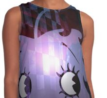 My Betty Boop Dark Night Vampire Contrast Tank