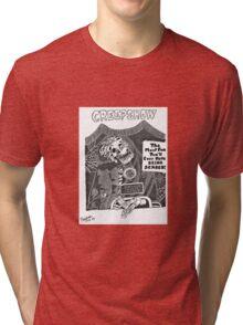 Pandora Fox Art Creepshow Sketch! :D Tri-blend T-Shirt