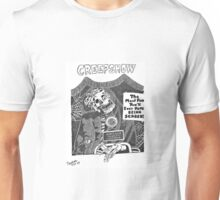 Pandora Fox Art Creepshow Drawing Unisex T-Shirt