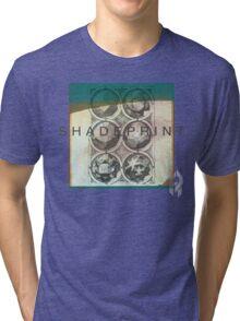 Return Black. Tri-blend T-Shirt