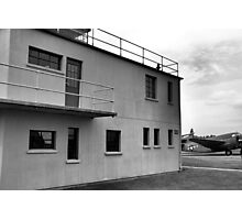 WWII Airfield Experience Photographic Print