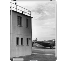 WWII Airfield Experience iPad Case/Skin