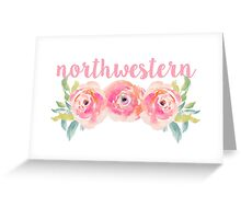 Northwestern University Greeting Card