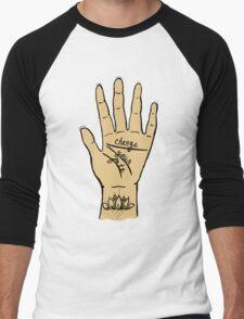 Change Your Fate - Pale Hand Men's Baseball ¾ T-Shirt
