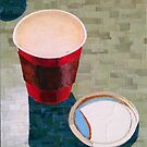 """""""Empty cup"""" by Richard Robinson"""