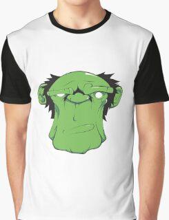 Green Monkey Graphic T-Shirt