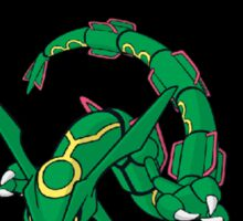 Game on Rayquaza Sticker