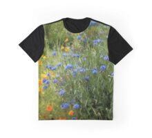 Bachelor's Meadow Graphic T-Shirt