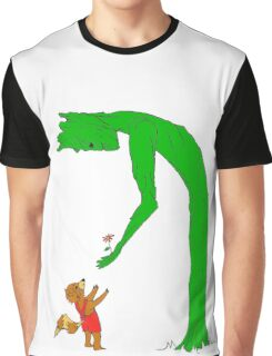 The Giving Groot Graphic T-Shirt