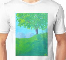 Tree Color Unisex T-Shirt