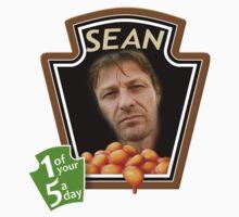 Heinz Sean Bean Kids Tee