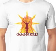 Game of Souls-flame Unisex T-Shirt