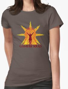 Game of Souls-flame T-Shirt