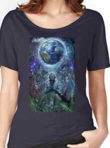 Gratitude For The Earth And Sky, 2015 Women's Relaxed Fit T-Shirt