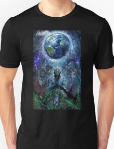 Gratitude For The Earth And Sky, 2015 Unisex T-Shirt