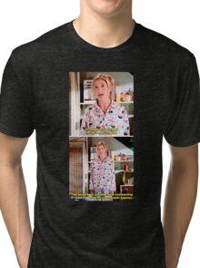 Buffy's Yummy Sushi Pyjamas  Tri-blend T-Shirt