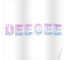 Deegee Poster