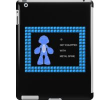 Mega Man Spinal Fusion - Get Equipped With iPad Case/Skin