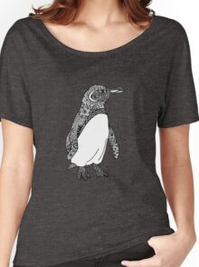 GALAPAGOS PENGUIN Women's Relaxed Fit T-Shirt