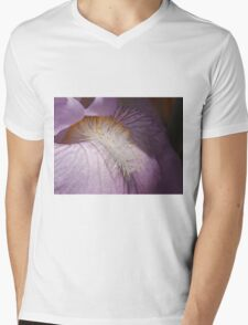 An Iris Up Close And Personal Mens V-Neck T-Shirt