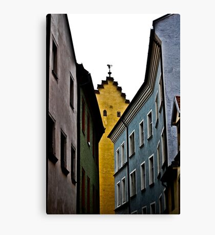 Guilded Canvas Print