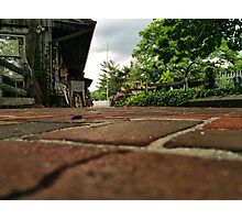 Smithville Path Photographic Print