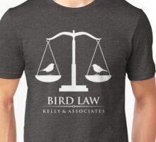 bird law Unisex T-Shirt