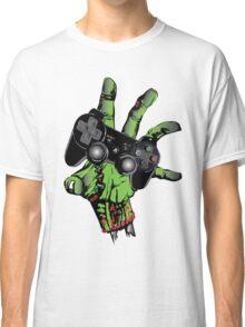 Zombie gamer Classic T-Shirt