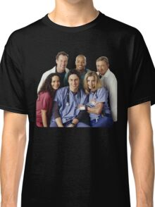 Scrubs Cast (early years) Classic T-Shirt