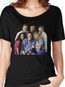 Scrubs Cast (early years) Women's Relaxed Fit T-Shirt